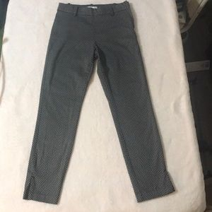 H&M Stretchy Crop Ankle Pants
